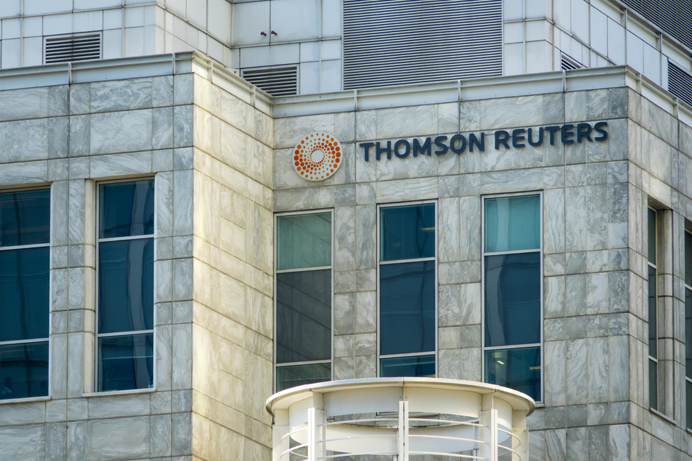 Thomson Reuters in talks with Blackstone over $17bn deal