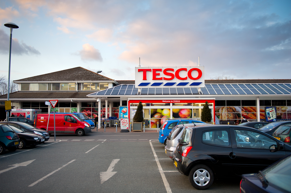 Tesco forecasts full-year profit slightly ahead of expectations