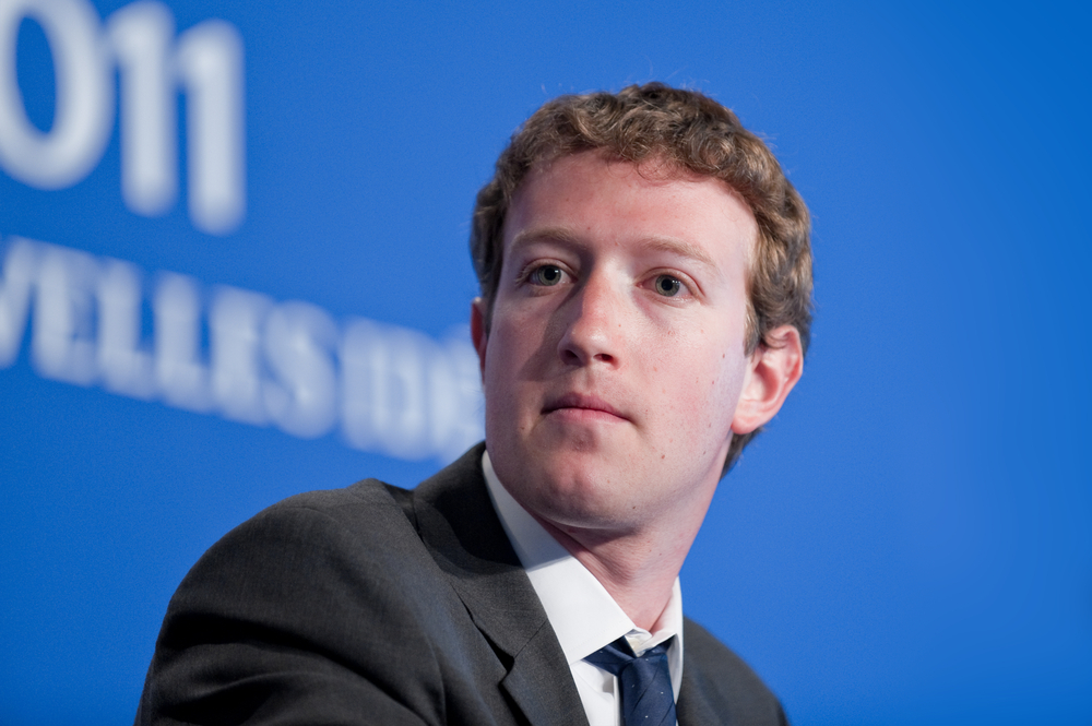 Zuckerberg Takes Out Full-Page Apology Ads In British Sunday Newspapers