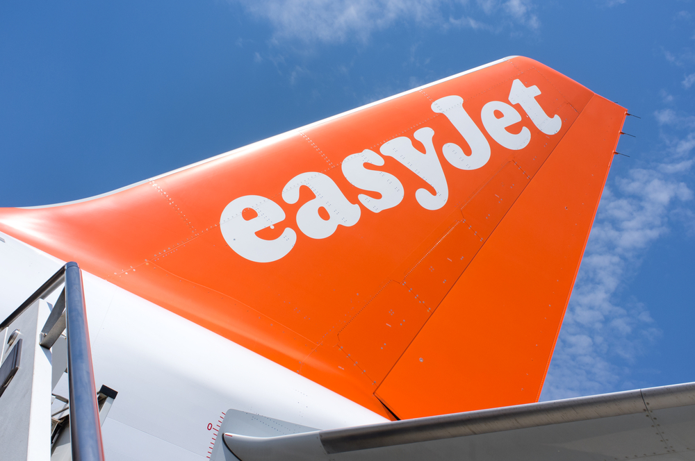 New easyJet boss cuts wage in equal pay stand