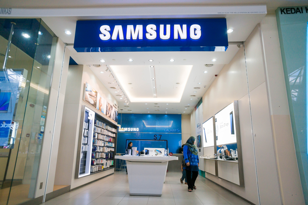 Samsung unveils stock split, record profit as chips sizzle
