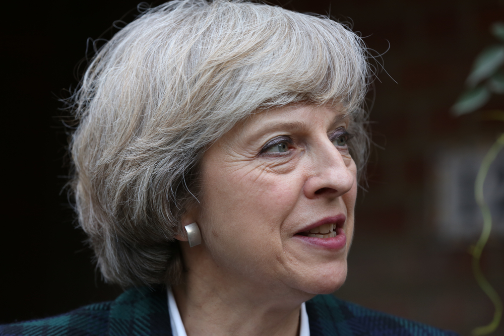 Theresa May admits 'worry' about young people's housing prospects