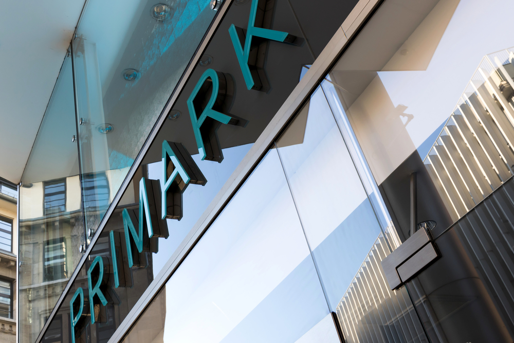 Primark posts 7 percent sales increase