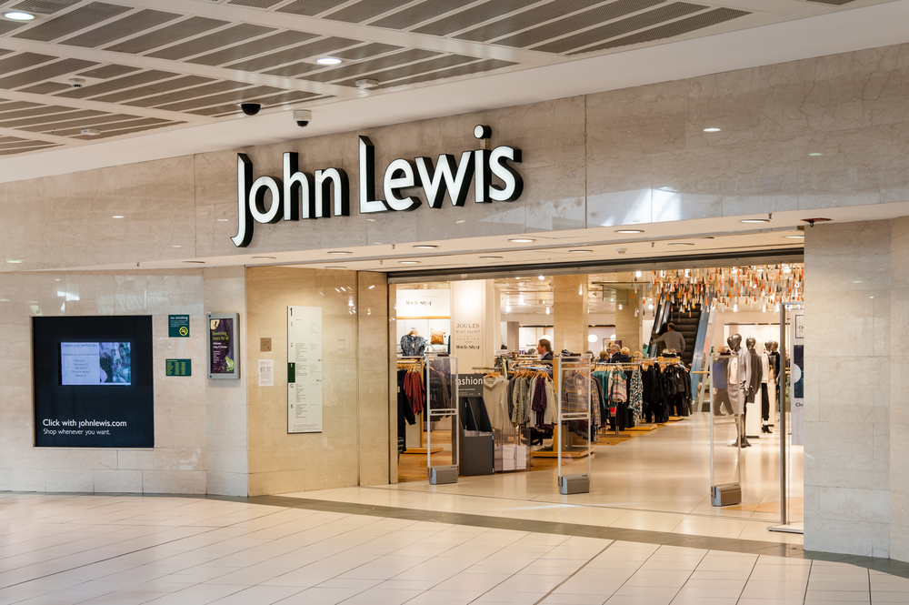 John Lewis says annual profit hit by competitive pressures