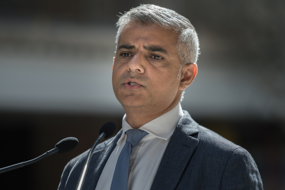 It's time to act on hate speech, says Sadiq Khan