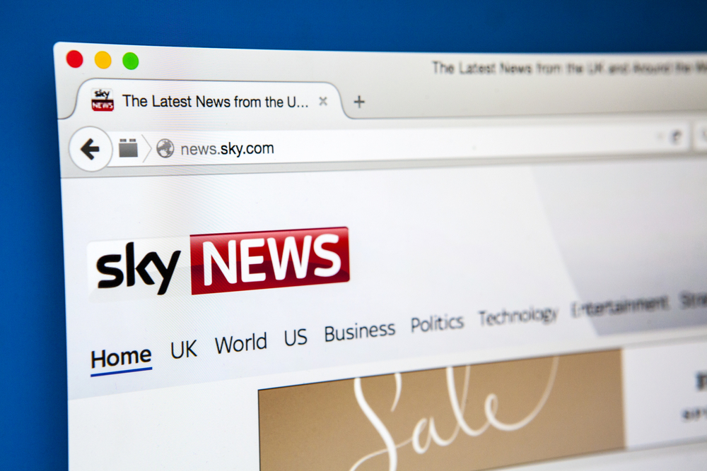 Fox commits to Sky News independence to try to secure Sky deal