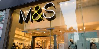 marks and spencer, stores closing, food,