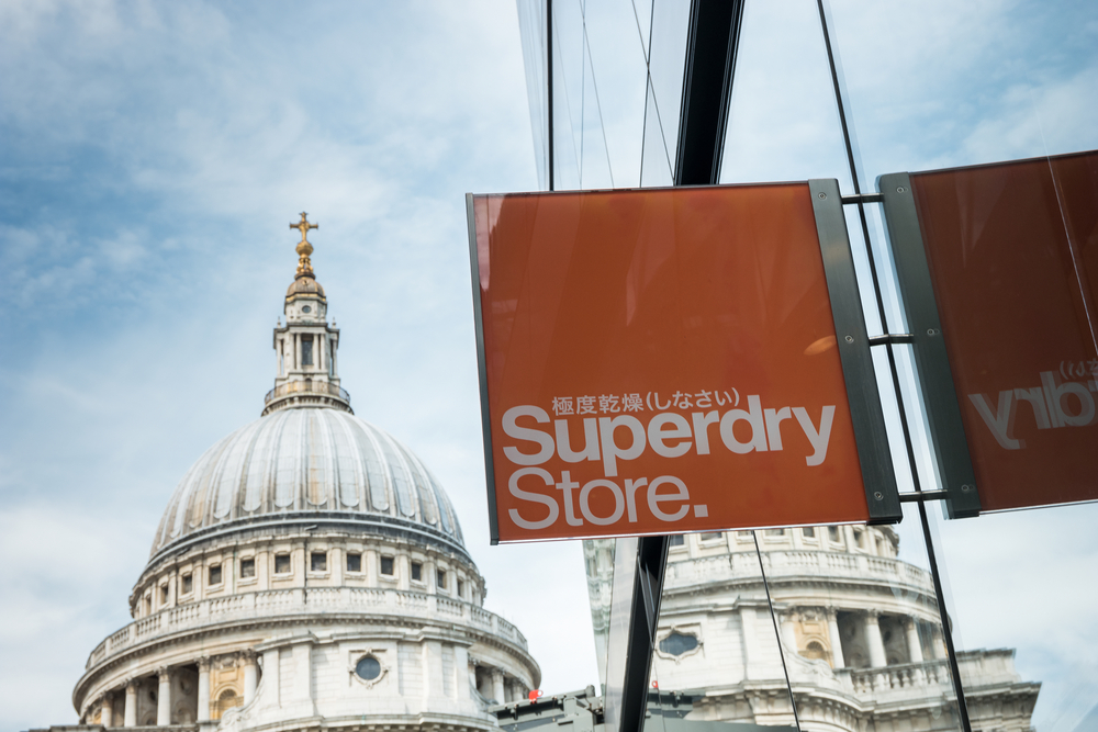 Superdry founder cashes in shares worth £18m