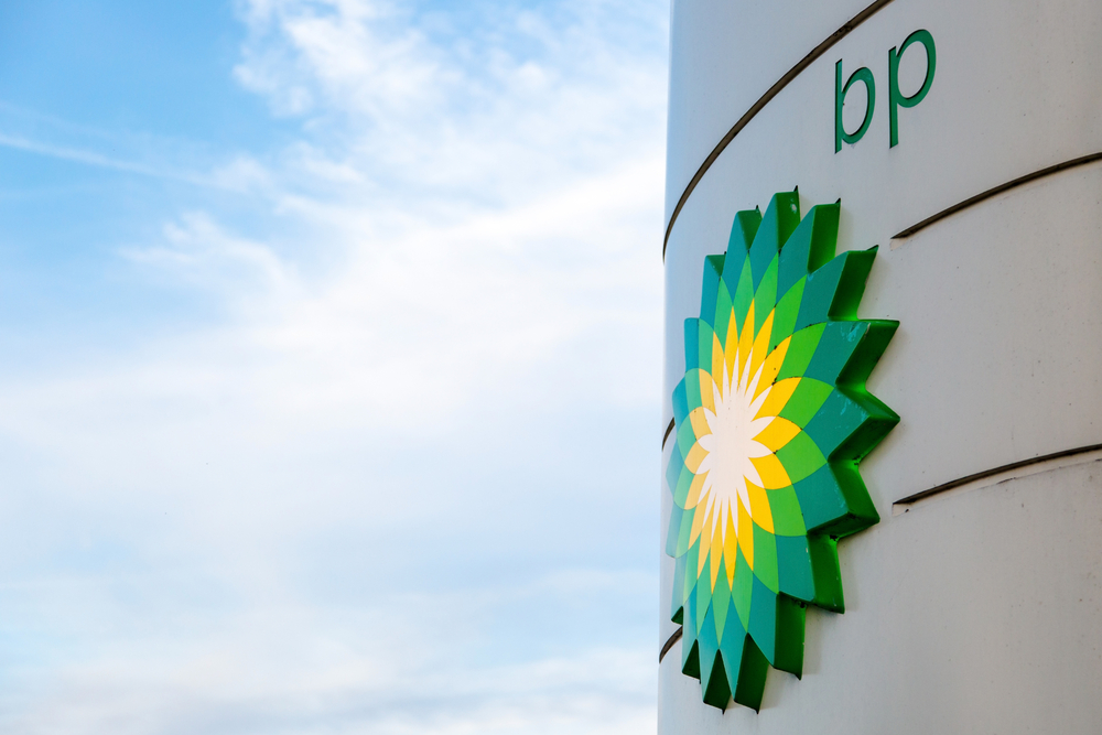 BP reports one of its strongest quarters in years