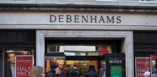 debenhams, jobs, sainsburys, morrisons, retailer, online shopping