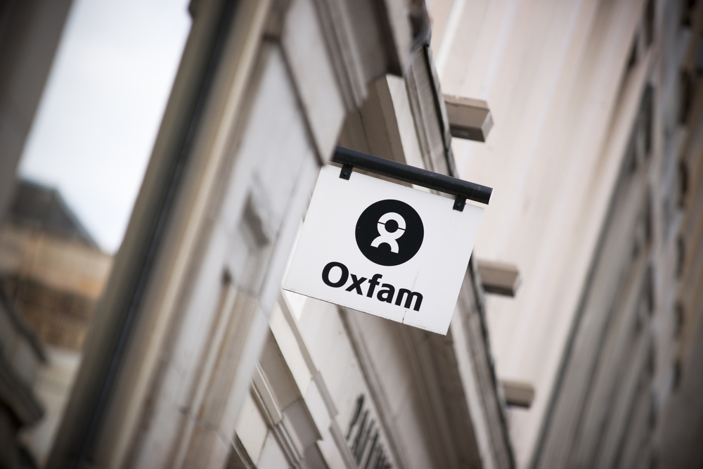 Oxfam sex scandal spreads to United Kingdom  charity shops