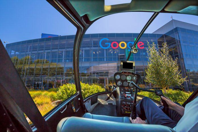 drones google pentagon