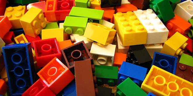 Lego launches 'sustainable' green pieces made from plant-based plastic