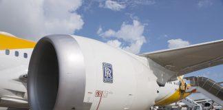 Rolls Royce SFO