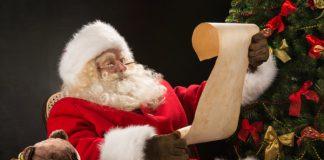 Santa's Rally