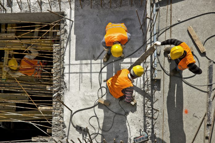 UK construction industry growth soars in November