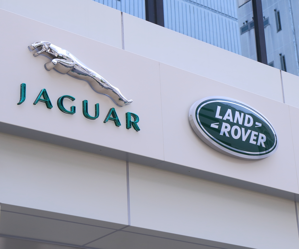 Jaguar land rover parent company tata motors sees share for Stock price of tata motors