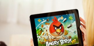 ROVIO; game maker, angry birds,