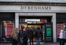 debenhams, jobs, sainsburys, morrisons, retailer, online shopping