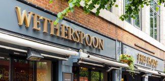 J D Wetherspoon Q2 sales rise