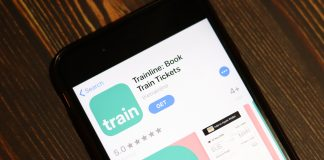 Trainline net ticket sales grow but trading softens as coronavirus spreads