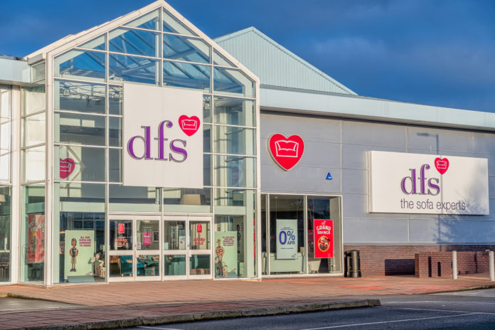 DFS shares fall on H1 results