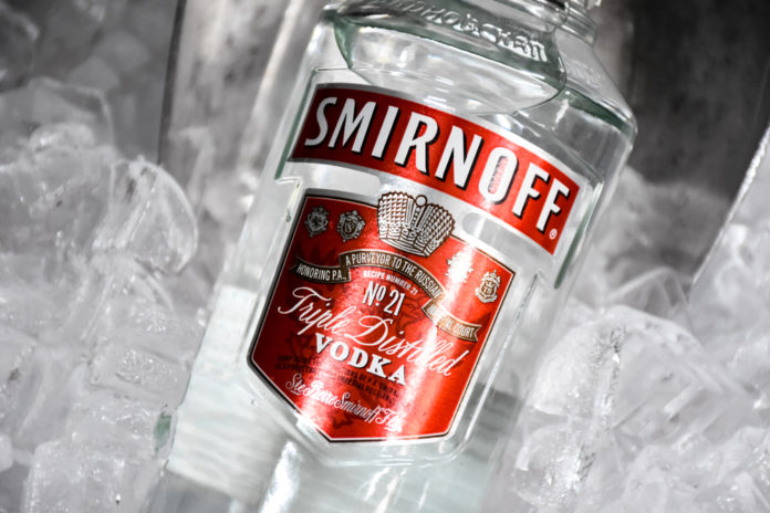 Diageo issues coronavirus warning, shares fall