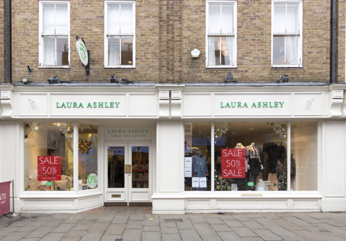 Laura Ashley posts deeper loss after chaotic week