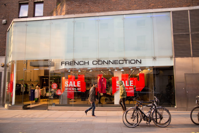 French Connection full year revenue falls