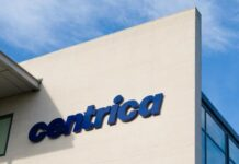 centrica sign