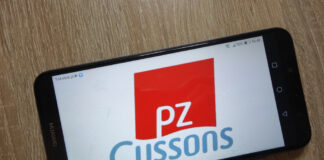 pz cussons phone screen