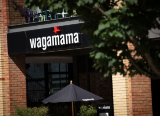 restaurant group wagamama